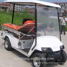 Elektrischer Rettungs-Golfwagen