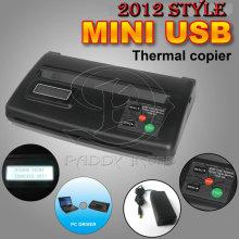 Machine à tatouer copieur thermique noir LCD Mini USB