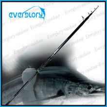 High Recommended Mixed Carbon Tele Surf Rod Fishing Rod