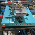 belt type wire coil toroidal inductor winding machine