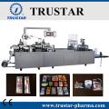 Full automatic blister card packing machine