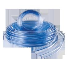 Tuyau flexible en vinyle transparent de PVC de catégorie comestible de 1/2 pouce Tuyau flexible en plastique de tube d'eau clair