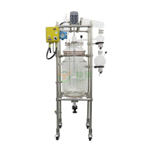 30L  good Filter Polypeptide Reactor With Double Layer