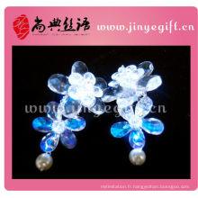 Bijoux culturels Boucles d'oreilles gothique en diamant artisanal de Shangdian