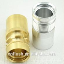 Precision custom-made cnc machined aluminium part
