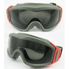 Armee Taktische Schutzbrille mit hochwertiger Linse