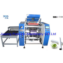 Hot Sell Fully Automatic Cling Film Rewinding Machine