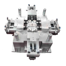 Color Customized Plastic Injection  Mould for Pipe Fitting Mold of Good Quality