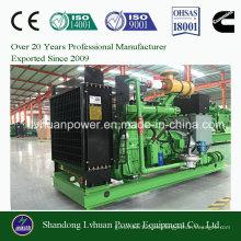 Green Energy 400 Kw Biomass Gas Generator Set con el precio de fabricación de China