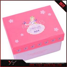 Yonghua très bon prix mignon petite boîte de papier