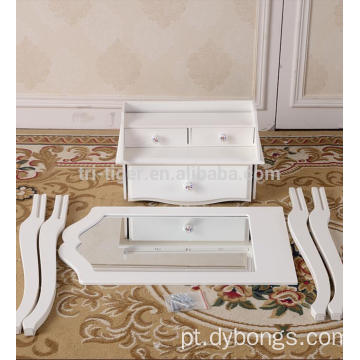 Wooden Vanity Dressing Table Made In China MakeUp Dresser