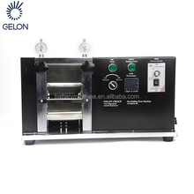 Laboratory use Roller Press Electrode Calendaring Machine For lithium ion Battery Electrode Production