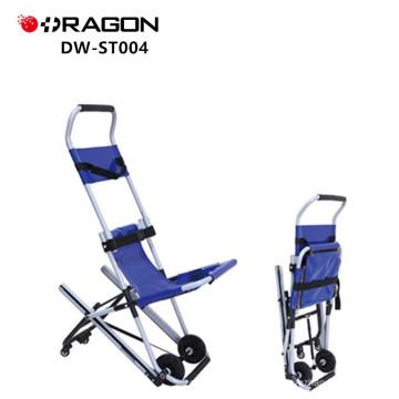 DW-ST004 Emergency Aluminium Aluminium carring pacientes silla de rescate