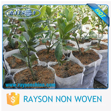recycled non woven plant pot cover