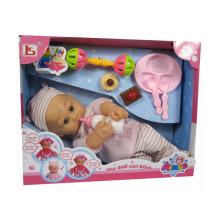16-Zoll-Baby-Puppenspielzeug mit Ton (H3535006)