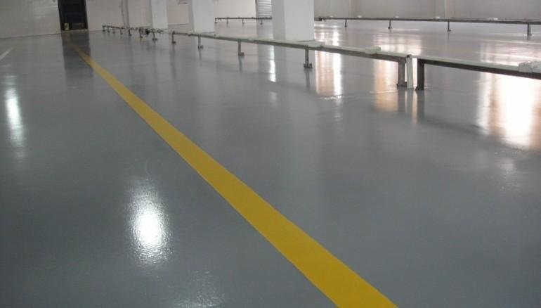 Two Component Wear Resistant Epoxy Coating
