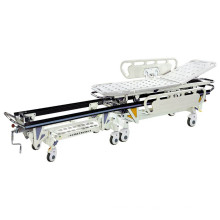 Medical Hospital Furniture Luxurious Connecting Emergency Stretcher