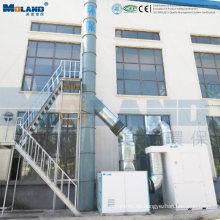 Radialventilator-Staubsammler für Graviermaschinen