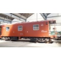 2020 Neues Design Myanmar Brake Van