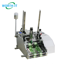 Worth-it FC-150 Friction Feeding Automatic Paper Card paging Dispensing Machine Card Feeder for packing machine
