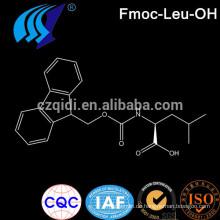 CPhI Pharmazeutische Zwischenprodukte Fmoc-Aminosäure Fmoc-Leu-OH / Fmoc-L-Leucin Cas Nr.35661-60-0