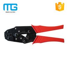 High cabbon Edelstahl Terminal Crimpwerkzeuge, Crimper Tools mit Führung Größe in 0,5 ~ 2,5 mm2,