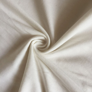 Cotton rayon blended elastane fabric