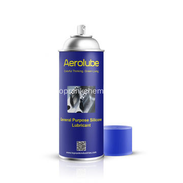 Spray lubrifiant à base de silicone