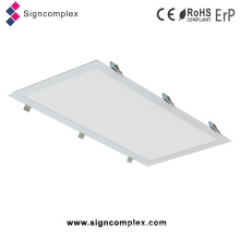 Super Slim White Housing Square Commercial LED Panels Light