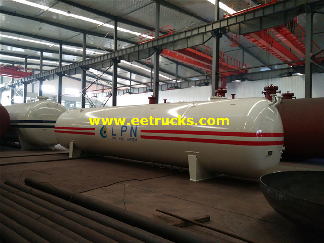 40m3 Propane Aboveground Storage Tank