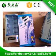 NI-MH Recarregável AA AAA CD 9V multi carregador de bateria