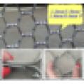 Kraftwerk / Zement verwendet Zaun