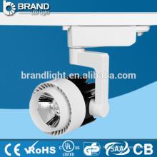 High Quality CRI>80 110lm/w COB LED Track Light 30W CE RoHS Approval