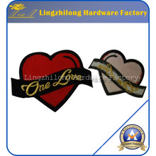 Wholesale Clothing Patch Custom Laser Cut Iron on Patch