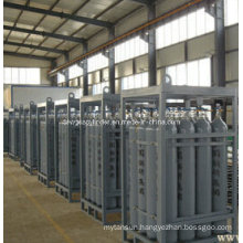 High Pressure Seamless Steel Gas Cylinder 99.999% Purity Helium Gas Prices