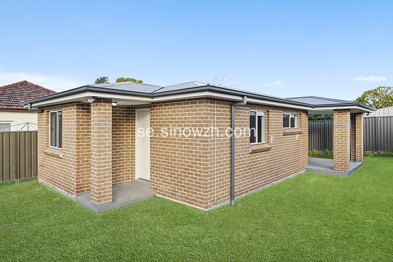 AS Standard Small Australia Granny Flat