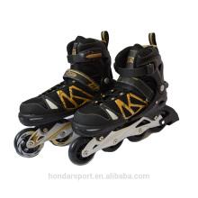 new design high quality adult adjustable inline skates for sale