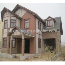 xinnuo light gauge framing villa prefabricated steel structure house