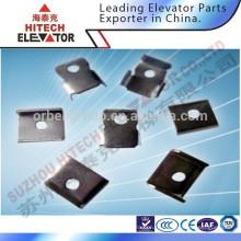 Guide d'ascenseur Rail clips, lift parts