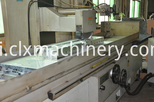 plastic extruder film making machine