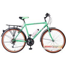 26 ′ ′ bicicleta de montanha de aço (2696)
