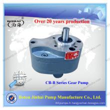 Machine à pompe verticale série CB