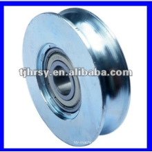 Steel V Belt pulley with bearing