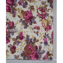 mehr als fünfhundert Muster floral Stoff