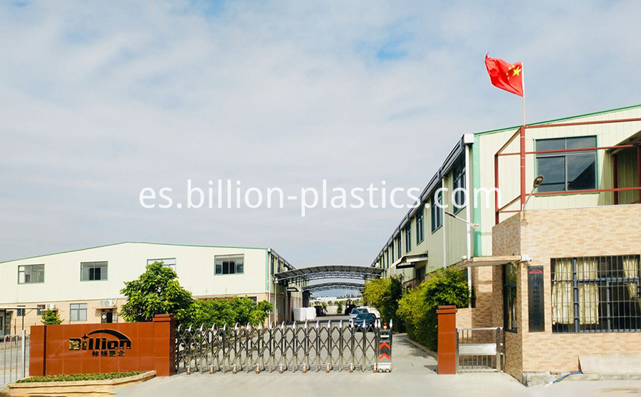 billion plastic factory