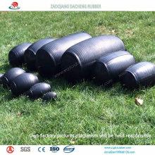 Enchufe de tubo del proveedor de China con la bolsa de goma con peso ligero