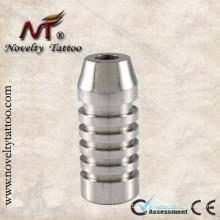 N304002-22mm aperto de aço inoxidável com haste traseira para arma de tatuagem