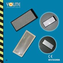 Пластиковый отражающий клип с CE En13356