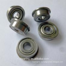El motor eléctrico de la venta caliente miniatura FR3 presionó el cojinete de la brida de acero