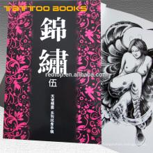 New Design stencil Tattoo Book